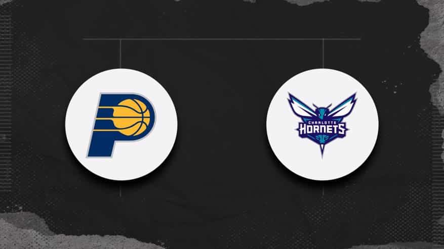 Indiana Pacers vs. Charlotte Hornets