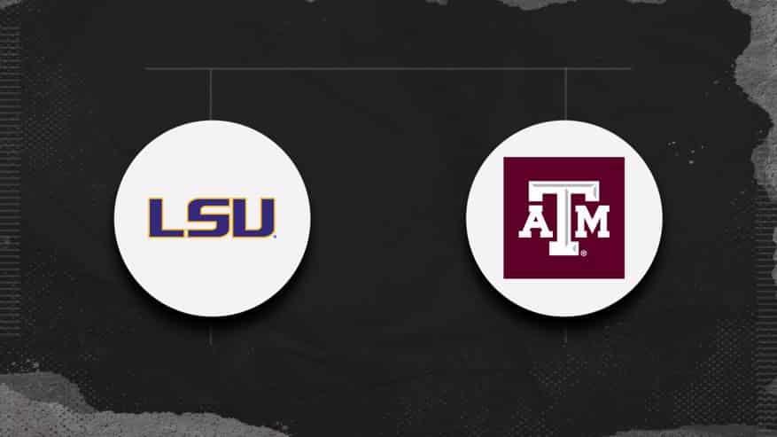 LSU vs. Texas A&M