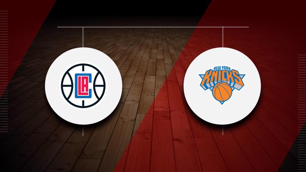 Los Angeles Clippers vs. New York Knicks