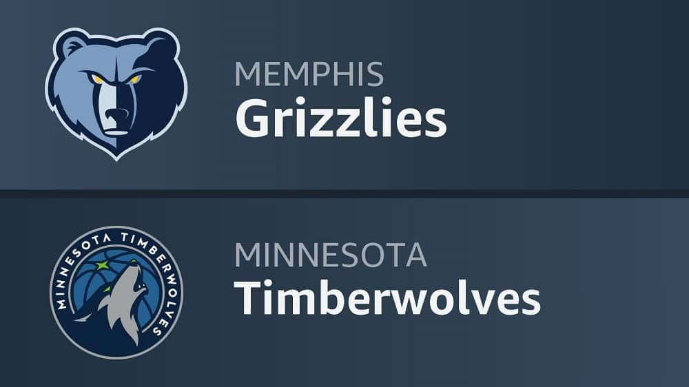 Memphis Grizzlies vs. Minnesota Timberwolves