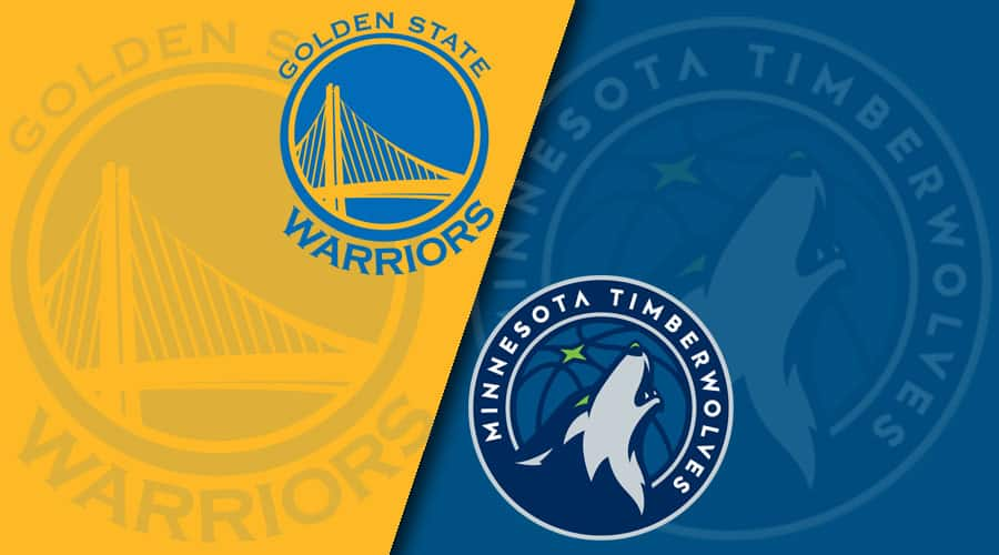 Minnesota Timberwolves vs. Golden State Warriors