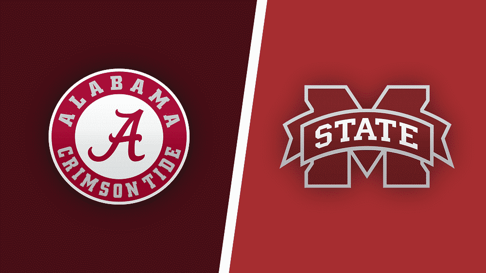 Mississippi State vs. Alabama