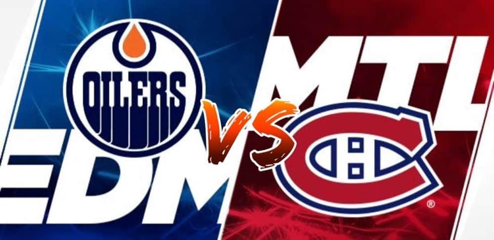 Montreal Canadiens vs. Edmonton Oilers