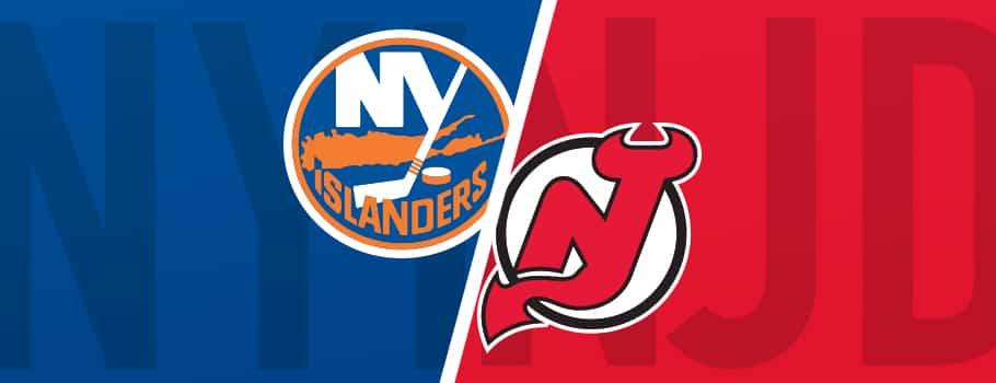 New Jersey Devils vs. New York Islanders