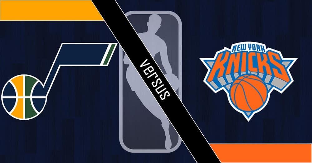 New York Knicks vs. Utah Jazz