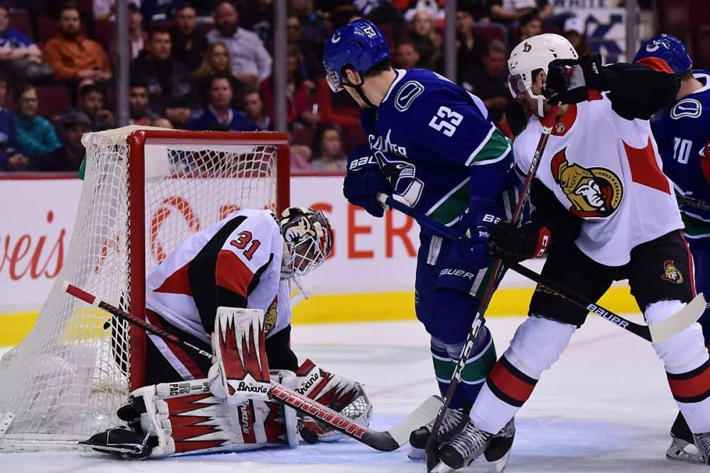 Ottawa Senators vs. Vancouver Canucks