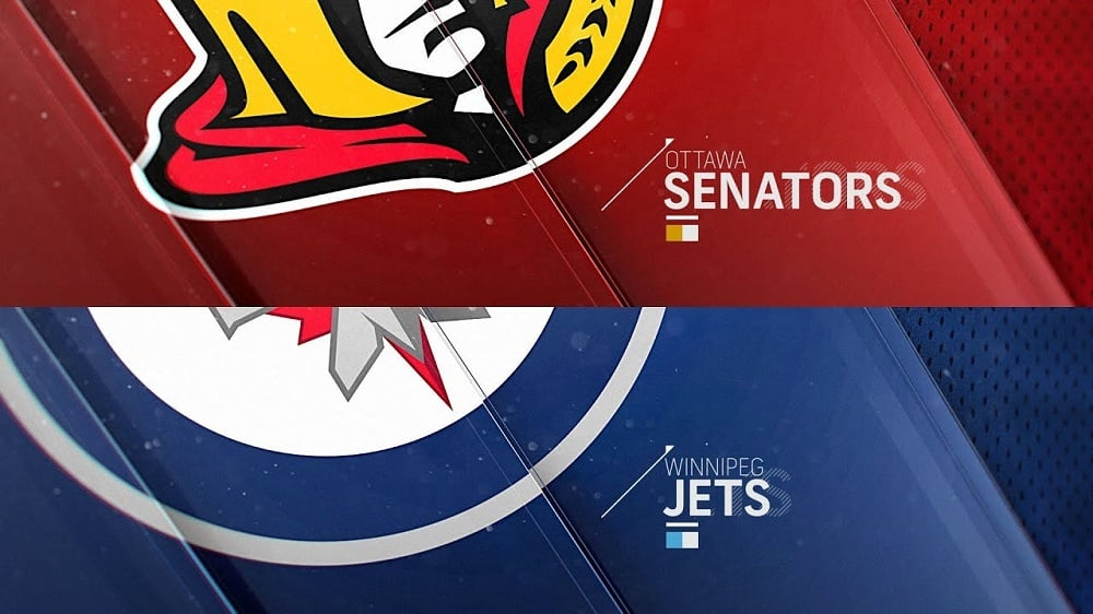 Ottawa Senators vs. Winnipeg Jets
