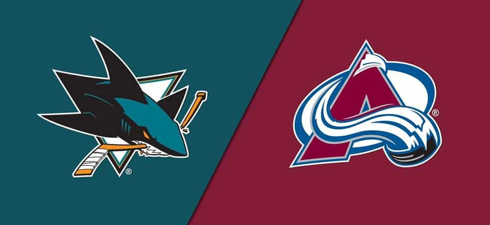 San Jose Sharks vs. Colorado Avalanche