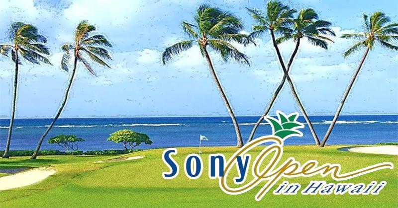 golf betting sony open