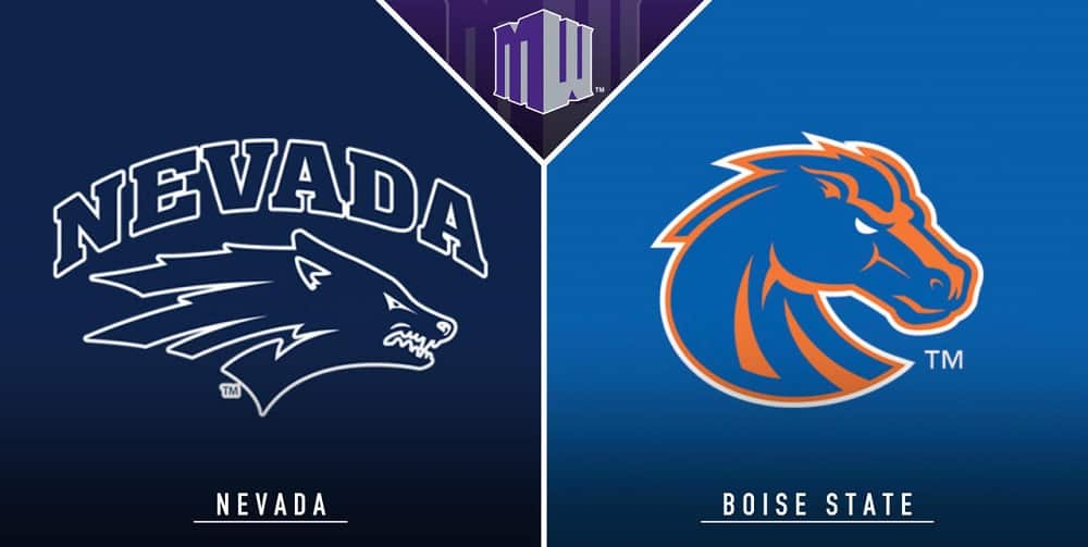 Boise State at Nevada