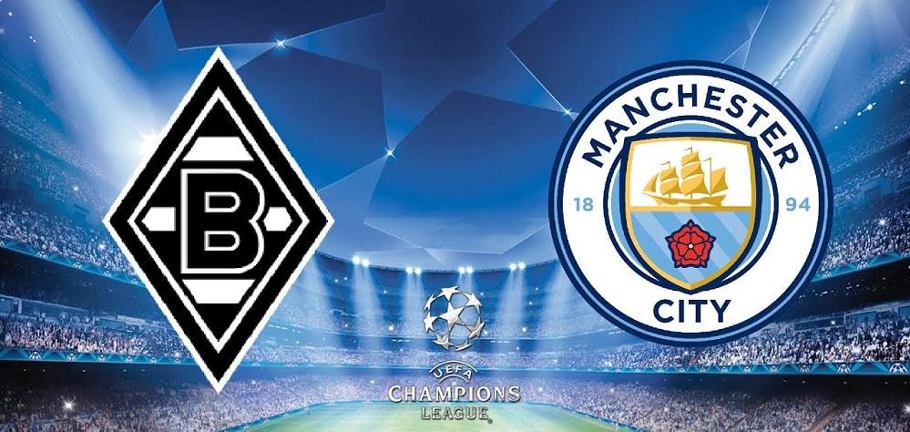 Borussia Monchengladbach vs. Manchester City