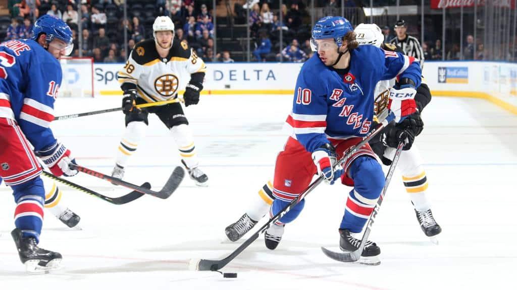 Boston Bruins vs. New York Rangers