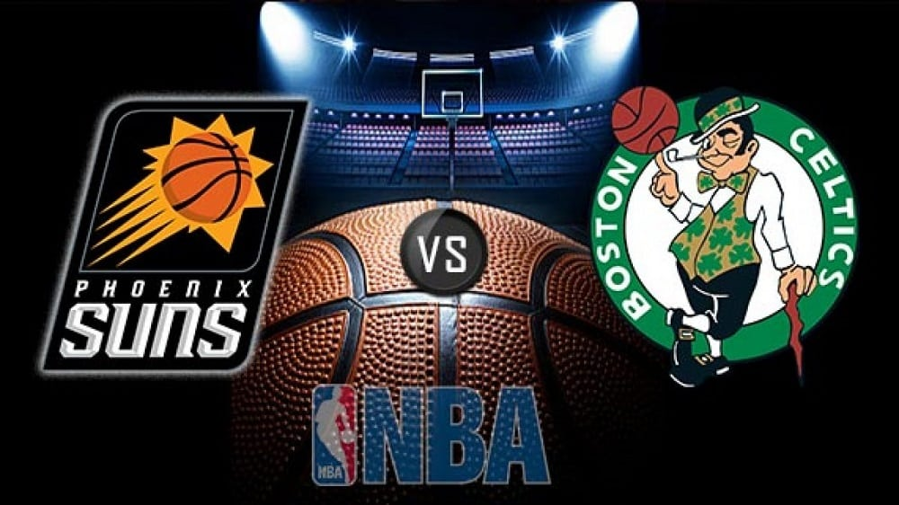Boston Celtics vs. Phoenix Suns