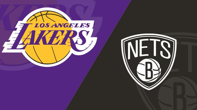 Brooklyn Nets vs. Los Angeles Lakers