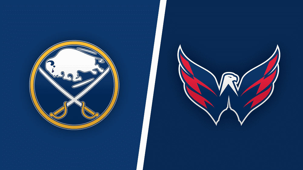 Buffalo Sabres vs. Washington Capitals