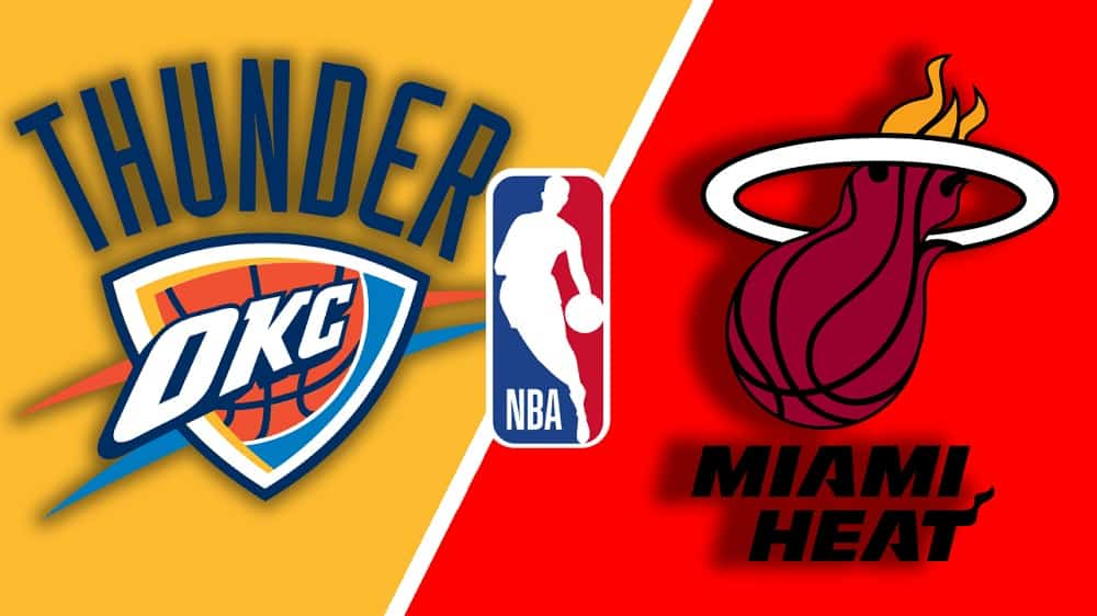 Miami‌ ‌Heat‌ ‌vs.‌ ‌Oklahoma‌ ‌City‌ ‌Thunder