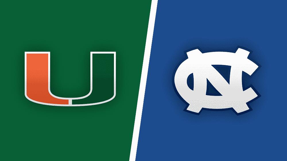 Miami vs. North Carolina