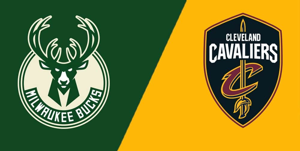 Milwaukee Bucks vs. Cleveland Cavaliers