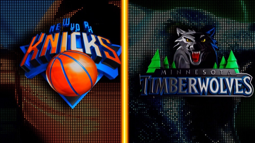 Minnesota Timberwolves vs. New York Knicks