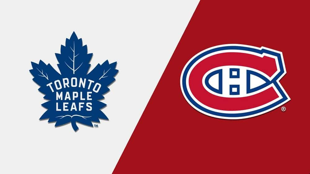 Montreal Canadiens vs. Toronto Maple Leafs