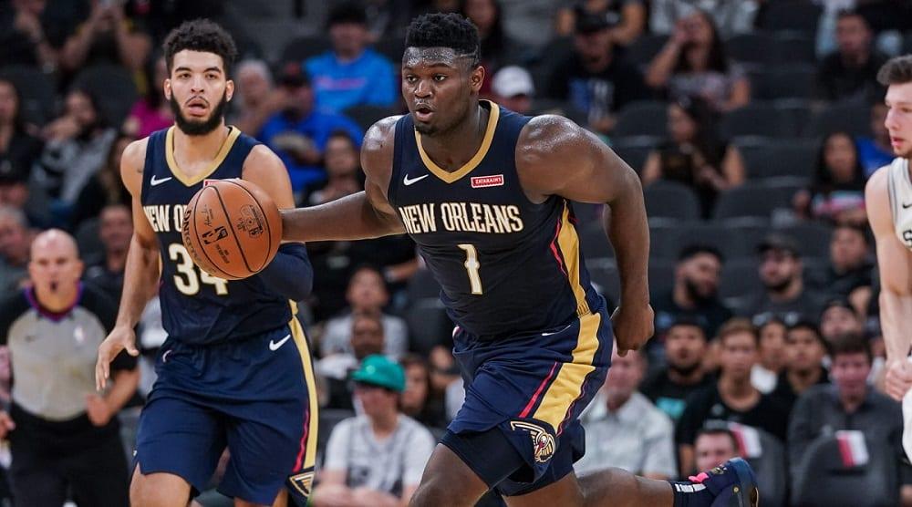 New Orleans Pelicans vs. Detroit Pistons