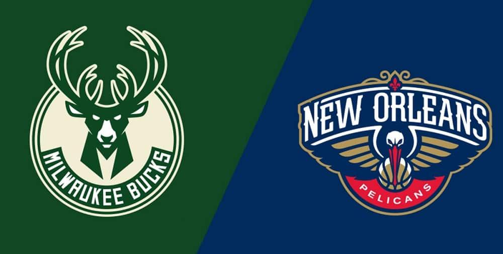 New Orleans Pelicans vs. Milwaukee Bucks