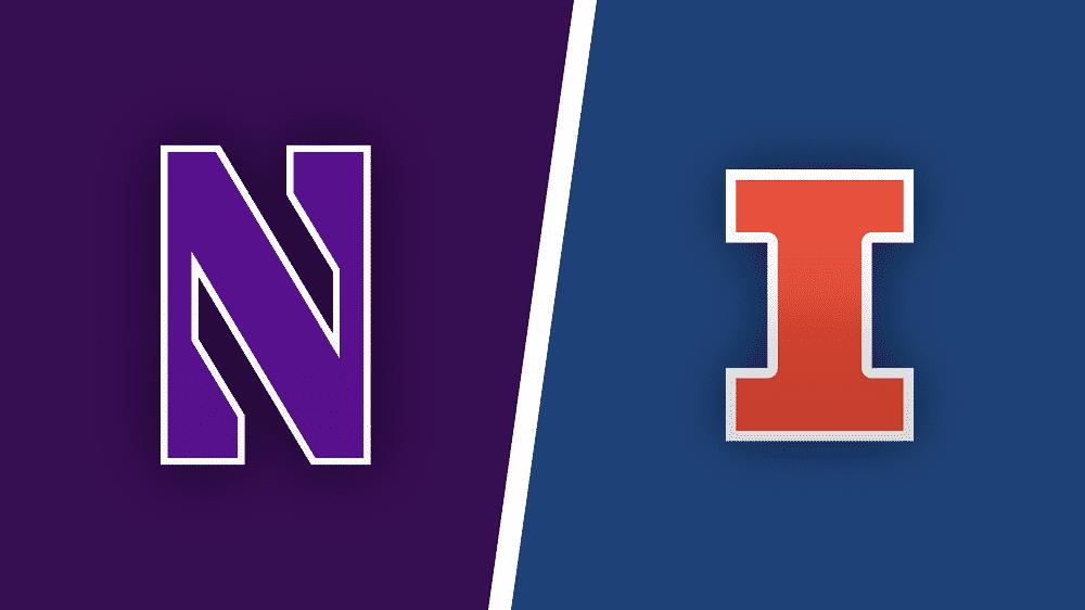 Northwestern vs. Illinois