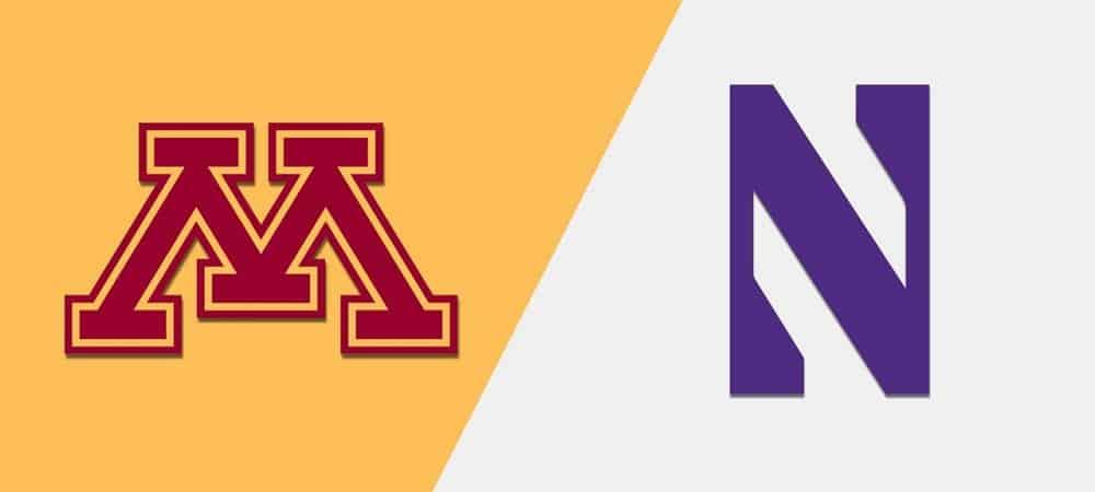 Northwestern vs. Minnesota