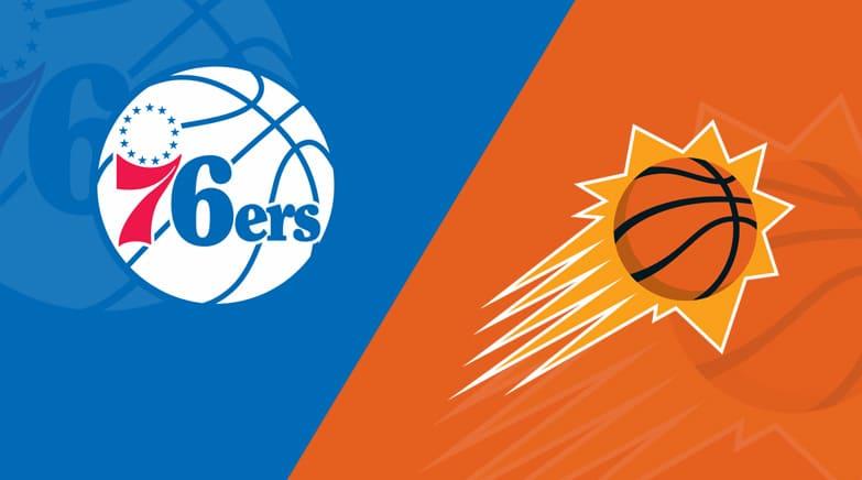 Philadelphia 76ers vs. Phoenix Suns
