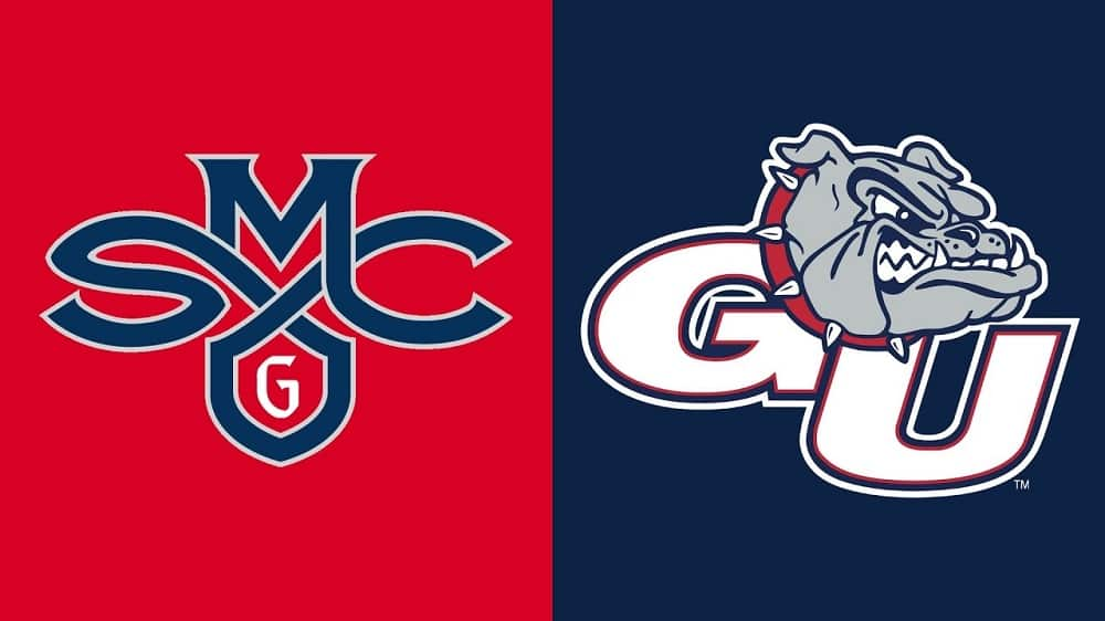 Saint Mary's vs. Gonzaga