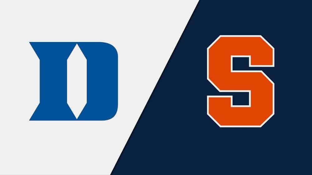 Syracuse vs. Duke