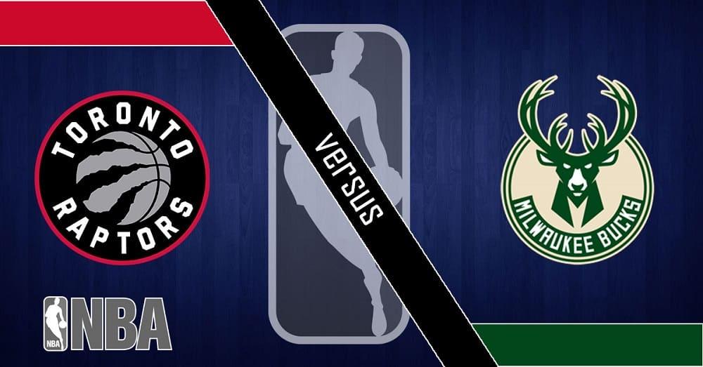 Toronto Raptors vs. Milwaukee Bucks
