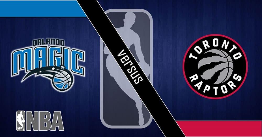 Toronto Raptors vs. Orlando Magic
