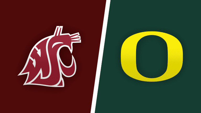 Washington State at Oregon
