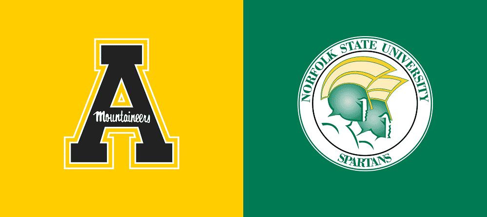 Appalachian State vs. Norfolk State