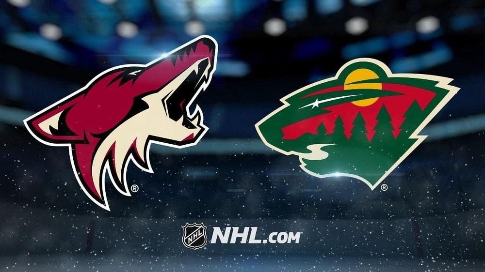 Arizona Coyotes vs. Minnesota Wild
