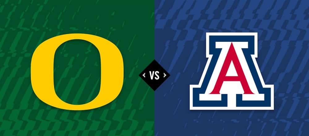 Arizona vs. Oregon