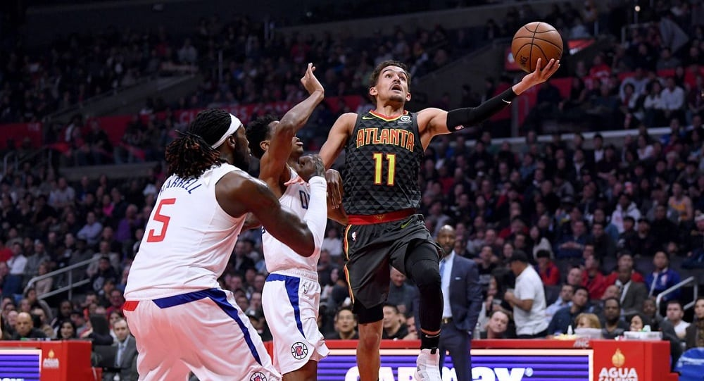 Atlanta Hawks vs. Los Angeles Clippers