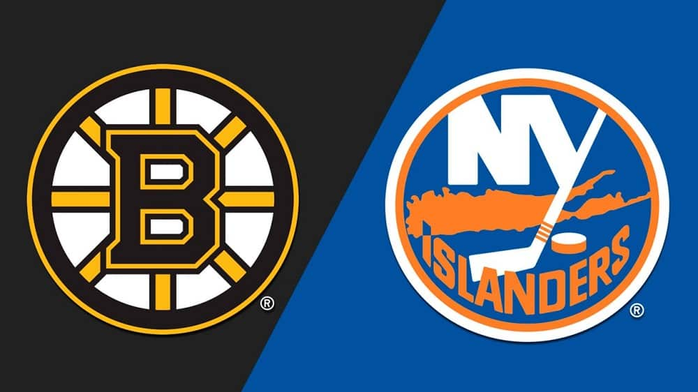 Boston Bruins vs. New York Islanders