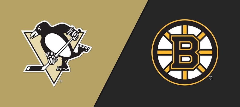 Boston Bruins vs. Pittsburgh Penguins