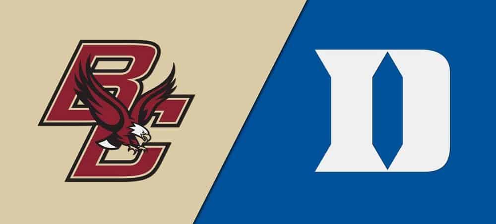 Boston College vs. Duke