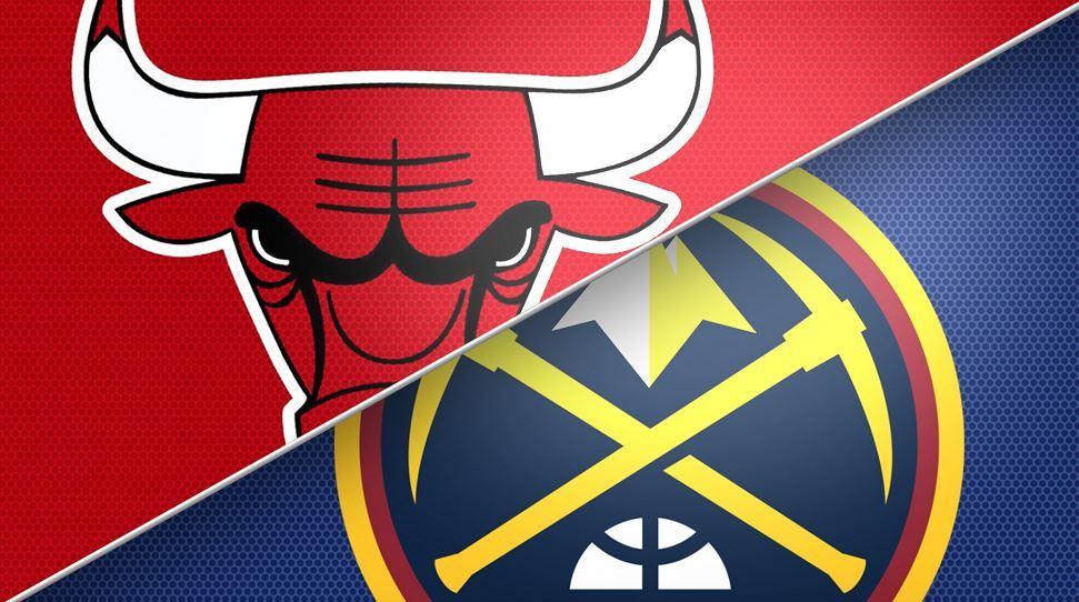 Chicago Bulls vs. Denver Nuggets
