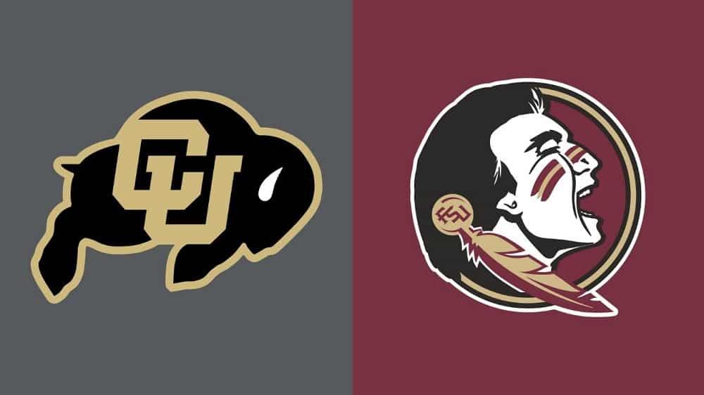 Colorado vs. Florida State