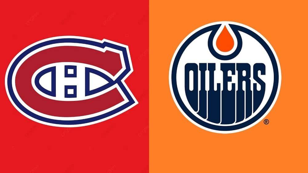 Montréal Canadiens vs. Edmonton Oilers