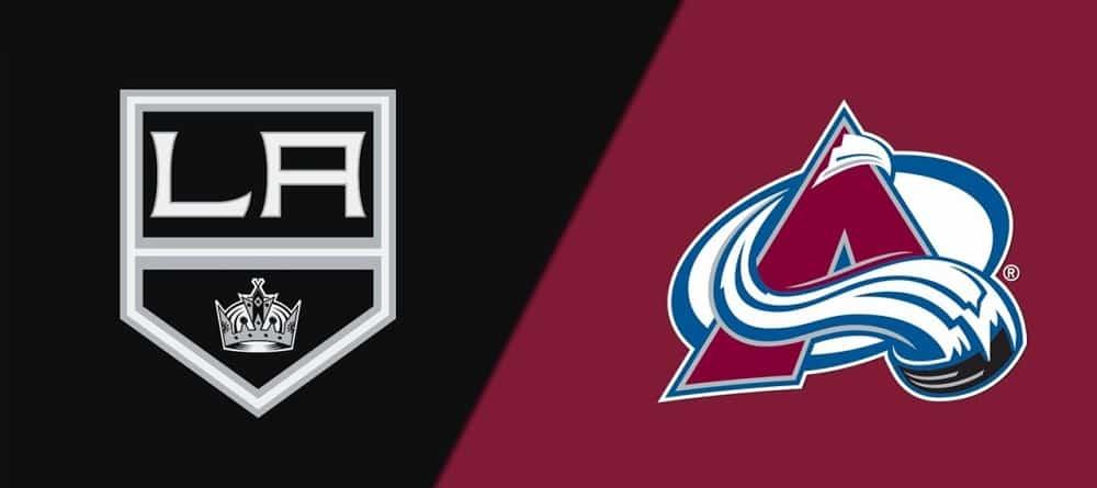 Los Angeles Kings vs. Colorado Avalanche