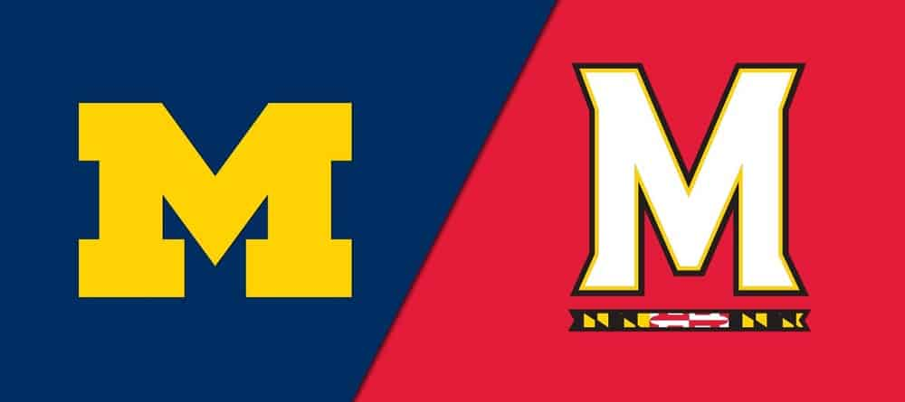 Maryland Terrapins vs. Michigan Wolverines