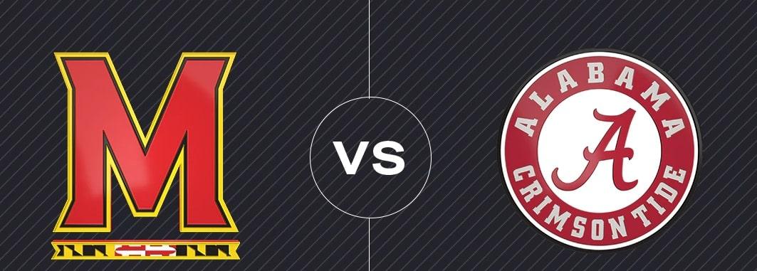 Maryland vs. Alabama