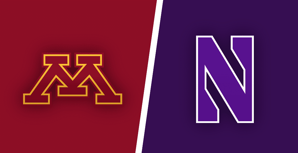 Minnesota vs. Northwestern