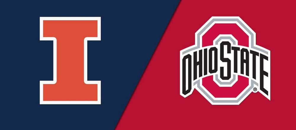 Ohio State vs. Illinois