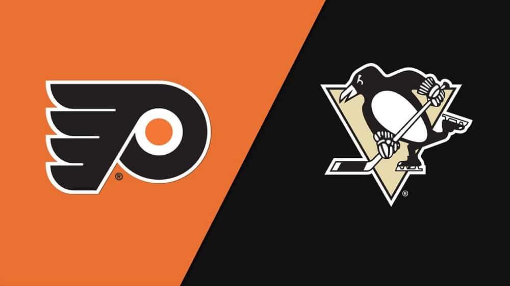 Philadelphia Flyers vs. Pittsburgh Penguins
